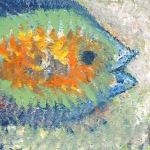 Fish 2 by John Israel