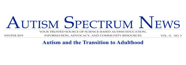 Austim Spectrum News logo