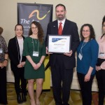 Feeding Westchester received The Bridge to Employment Award