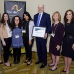 Maier Markey & Justic LLP accept The New Business Partner Award