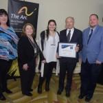 Stillman Property Management accepts The New Business Partner Award