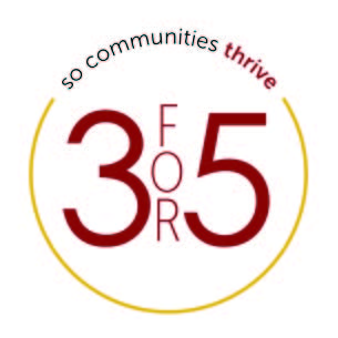 Statewide Call to Action: 3-for-5!