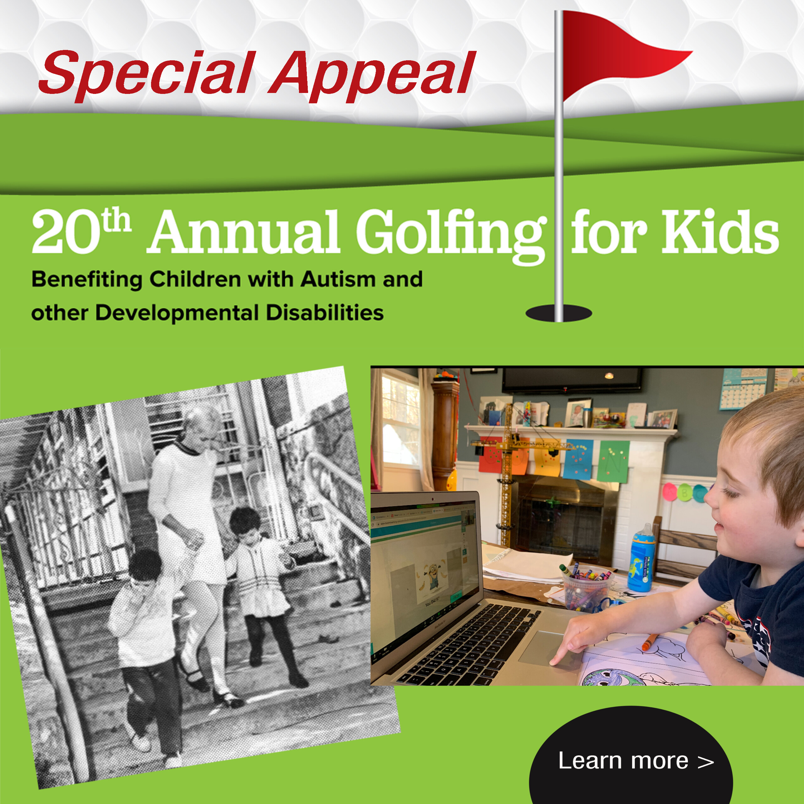 Special Appeal! Golfing For Kids