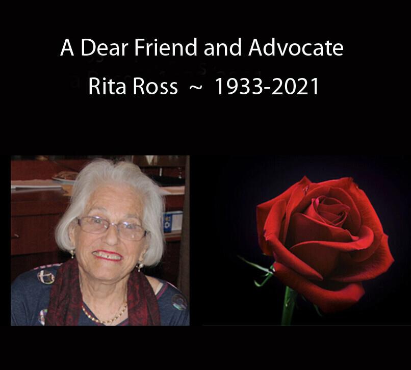 Remembering Rita Ross