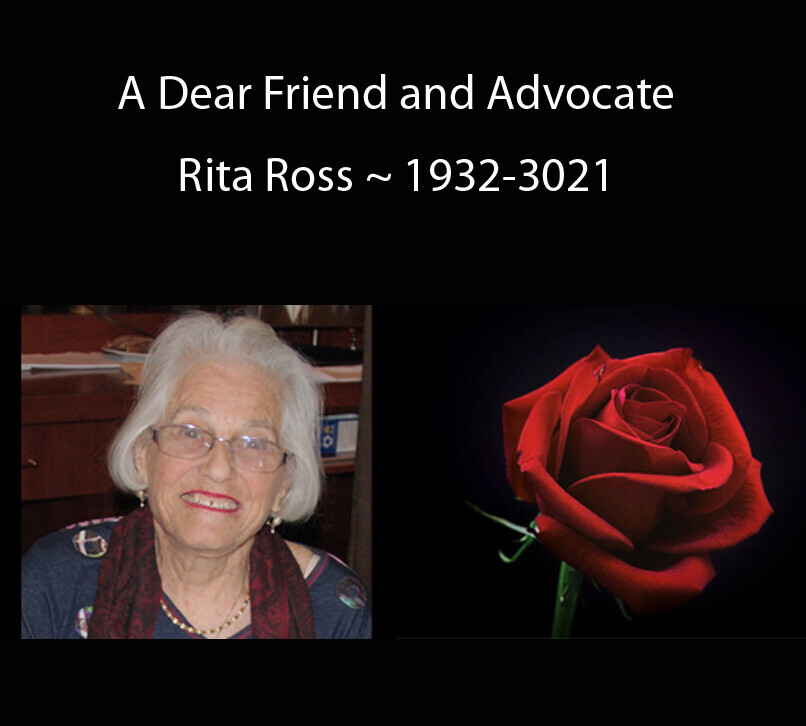 Remembering Rita Ross