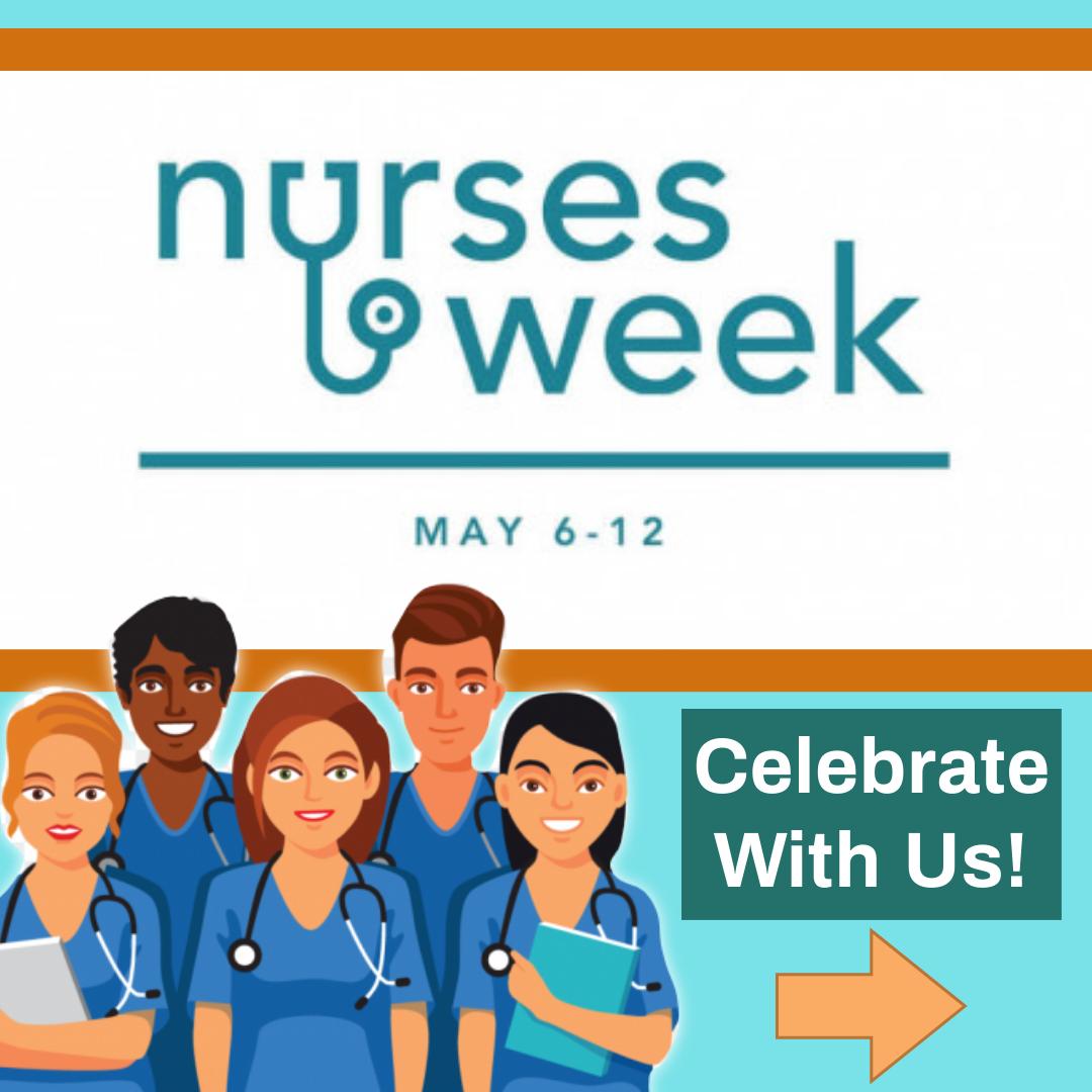 Nurses Recognition Week!