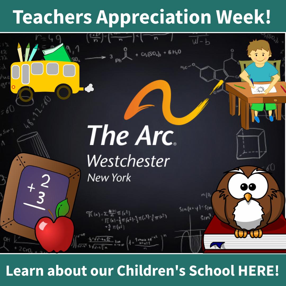 Happy Teachers Appreciation Week