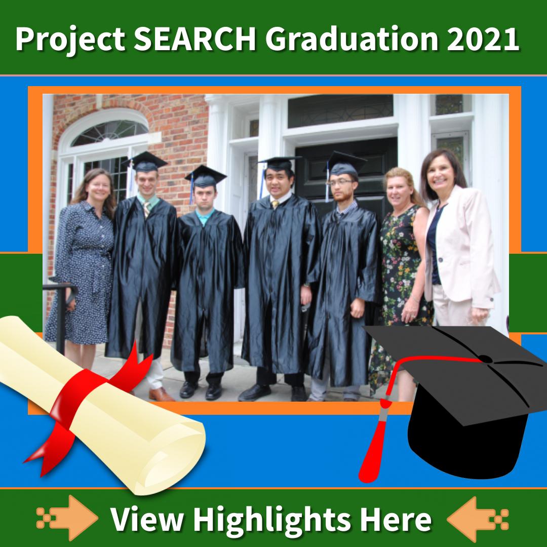 Project SEARCH Graduation 2021